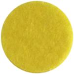 Фетр листовой 1мм 20х30см Лимонный