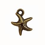 """Шармик """"Морская звезда"""" цвет антик"""