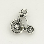 "Шармик ""Велосипед"" цвет серебро"