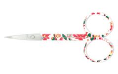 """Ножницы с загнутыми кончиками """"Цветы Амазонки"""""""