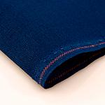 Канва для вышивания Канва Brittney Lugana 28 Zweigart 589 темно-синий