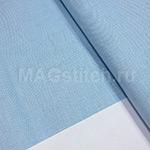 Канва лен Belfast 32 Zweigart - 562  Ice Blue  Голубой Лед ОТРЕЗ 50x70