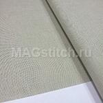 Канва для вышивания Канва лен Belfast 32 - 6047 Limestone Pale Green светло оливковый