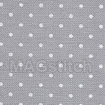 Канва для вышивания Канва лен Belfast 32 Zweigart - 7349  Petit Point белый горошек