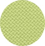 Канва Fein-Aida 18 lime green лайм ОТРЕЗ 50x55