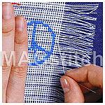Канва для вышивания Канва аида 14 накладная выдёргиваемая
