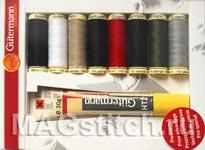 Gutermann - Набор ниток швейных универсальных