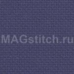 Канва для вышивания Канва AIDA 14 DMC 336 темно-синяя ОТРЕЗ 50x55