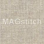Канва для вышивания Канва лен Newcasle 40 -  Linen 52 натуральный лен светлый