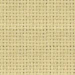 Канва для вышивания Канва AIDA 14 Zweigart  Stern бежевая ОТРЕЗ 48х53 см