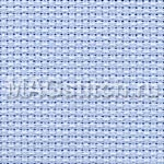 Канва для вышивания Канва AIDA 14 Zweigart 5130 Сине-сиреневый светлый ОТРЕЗ 48х53