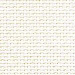 Канва для вышивания Канва AIDA 16  DMC 712 кремовая светлая ОТРЕЗ 31х40