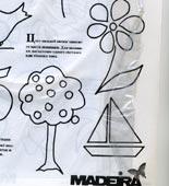 Канва для вышивания Стабилизатор водорастворимый особокрепкий AVALON STRONG