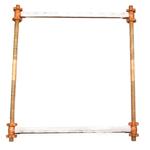 Рамка гобеленовая с регулируемыми планками  45 см