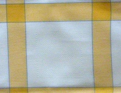 Вышиваем бисером.Состав набора: 1)Скатерть полотно отшитая по периметру кружевом.