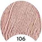Пряжа Ангора - Angora 00106 розово-серый