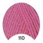 Пряжа Супер Бэби - Super Baby 00110 темно-розовый