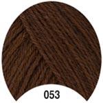 Пряжа Мерино Голд - Merino Gold 00053 коричневый хаки