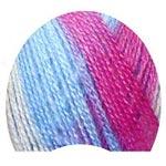 Пряжа Ангора мультиколор - Angora multicolor 00414 триколор
