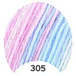 Пряжа Свит Бэби Батик - Sweet Baby Batik 00305