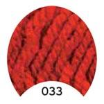 Пряжа Альпака Голд - Alpaca Gold 00033 красный
