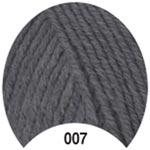 Пряжа Мерино Голд 200 - Merino Gold 200 00007 серый