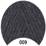 Пряжа Мерино Голд 200 - Merino Gold 200 00009 темно-серый