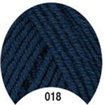 Пряжа Мерино Голд 200 - Merino Gold 200 00018 сине-зеленый
