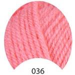 Пряжа Люкс Бэби - Lux Baby 00036 розовый