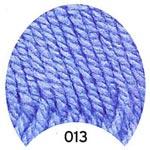 Пряжа Жасмин - Jasmin 00013 голубой