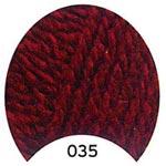 Пряжа Жасмин - Jasmin 00035 красный
