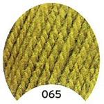 Пряжа Жасмин - Jasmin 00065 желто-оливковый