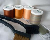 Шерстяные нитки для вышивания Madeira LANA