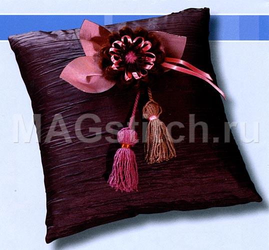 ниток для диванной подушки